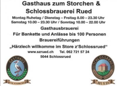 Gasthaus Storchen Schlossrued