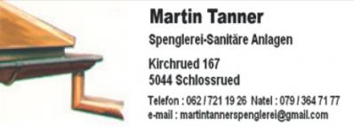 Martin Tanner