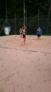 Beach-Volleyball-Turnier