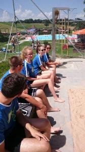 Beach-Volleyball-Turnier